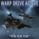 Warp Drive Active Podcast
