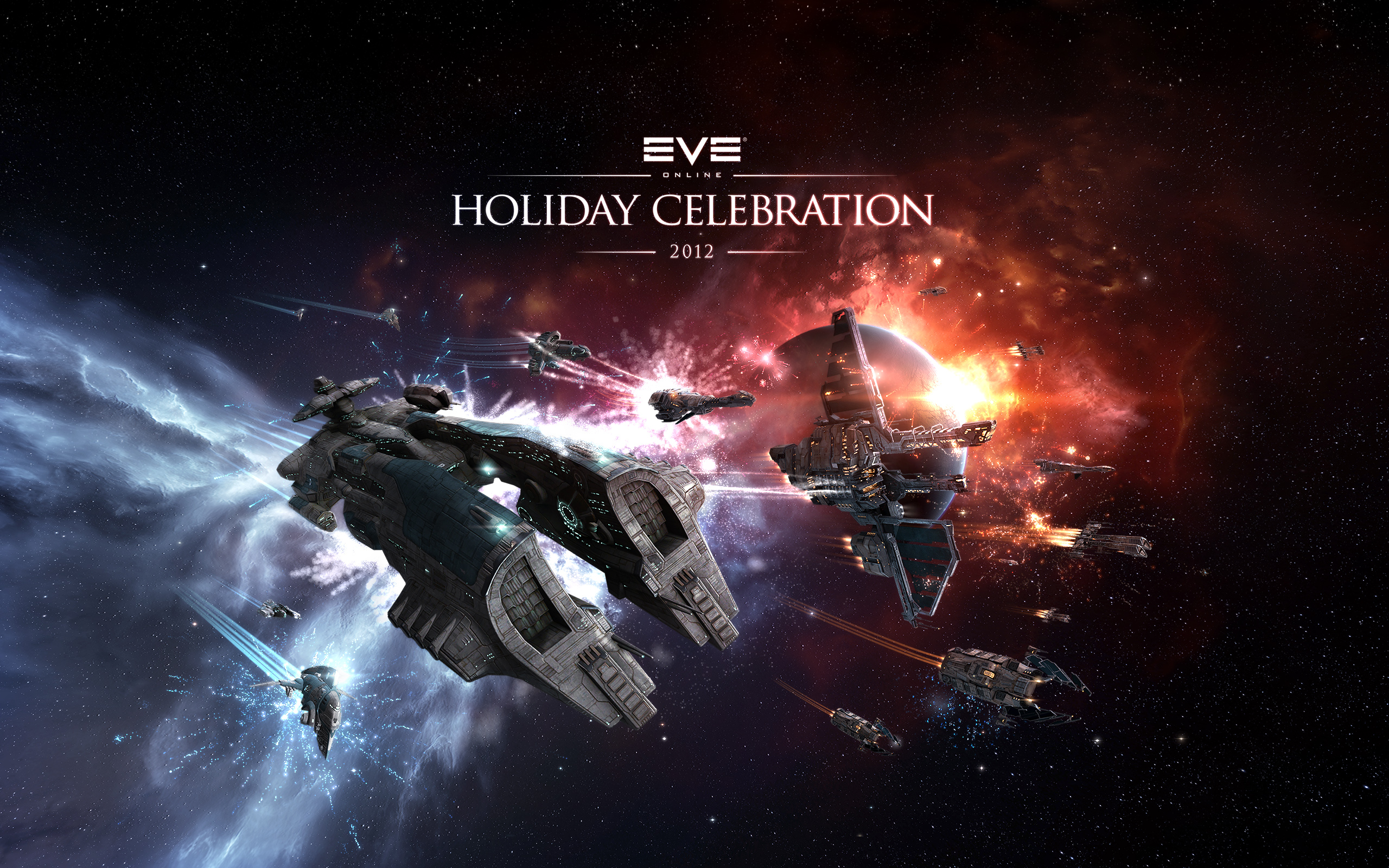 EVE Holiday Campaign 2012