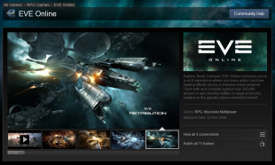 EVE Online on Steam